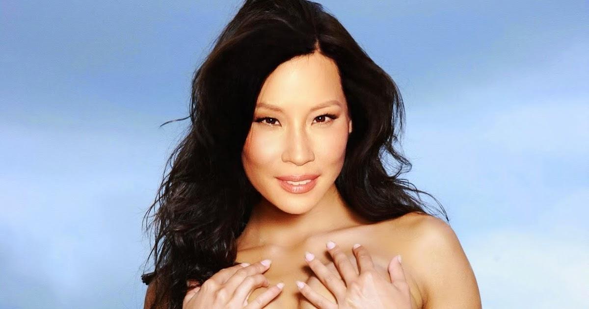 Fake Akt von Lucy Liu