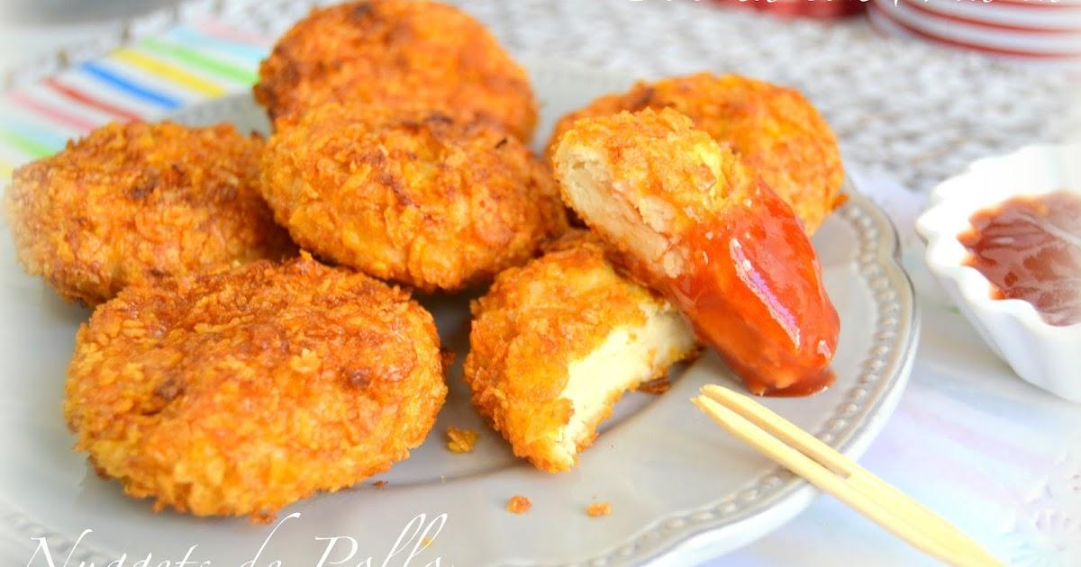 Sencilla receta de nuggets de pollo caseros - VIX