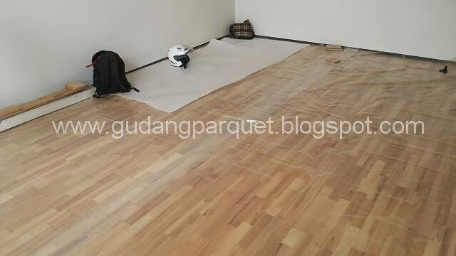 Jual lantai kayu engineering murah dan berkualitas