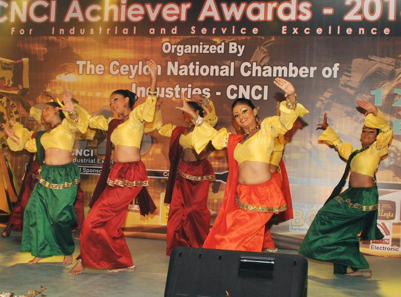 CNCI Achiever Awards 2013