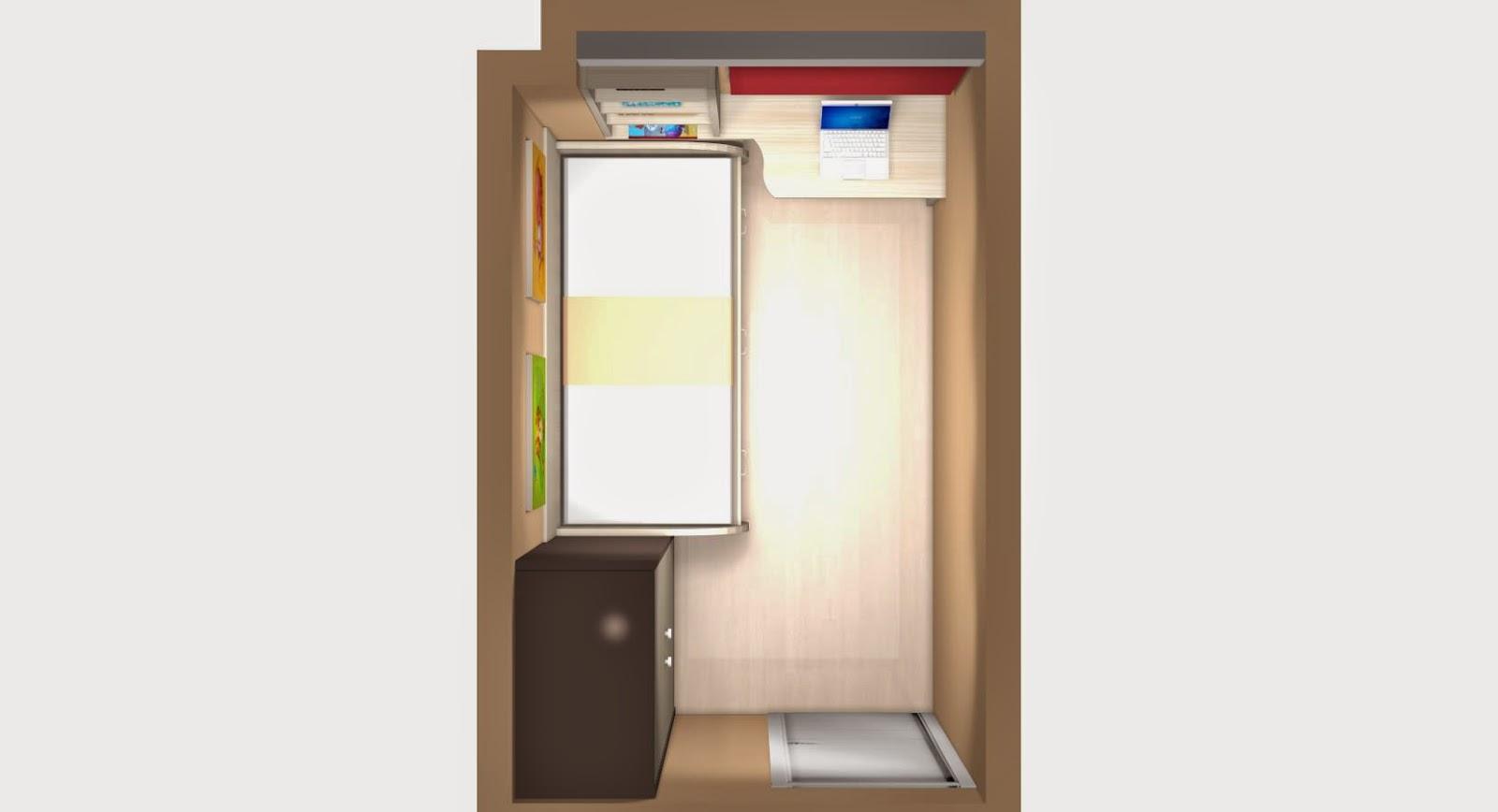 5 premisas para amueblar los dormitorios juveniles - Dormitorio a medida ...