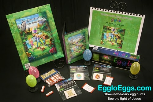 Egglo Easter Gift Pack