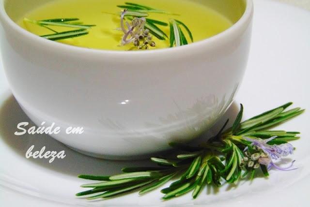 Beneficios do chá de alecrim