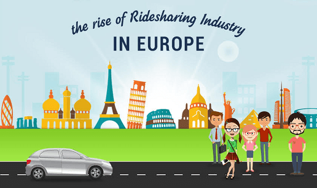 The Rise of Ridesharing Industry in Europe