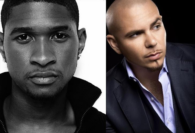 Pitbull e Usher