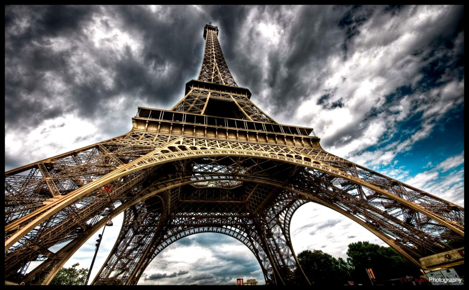 Paris HDR Photography