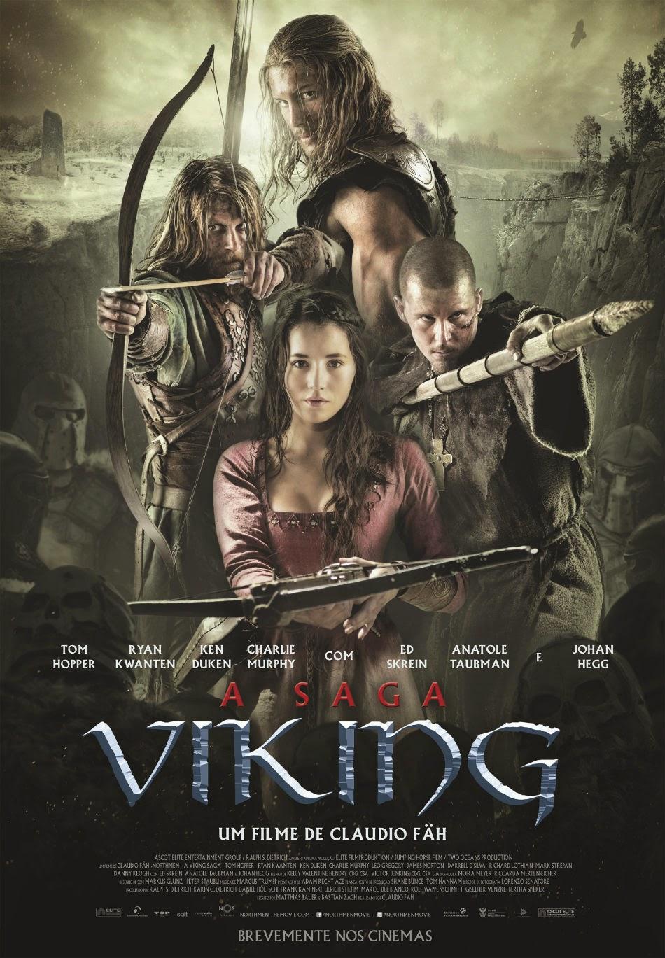 A Saga Viking – Dublado (2014)