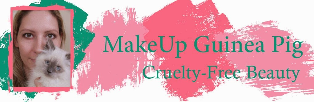 MakeUp Guinea Pig - Animal-Friendly Beauty