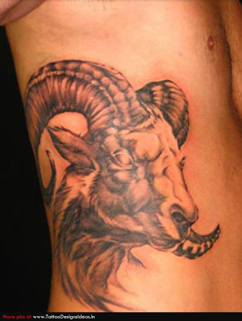 Aries Tattoos