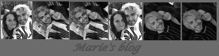 Marie's blog