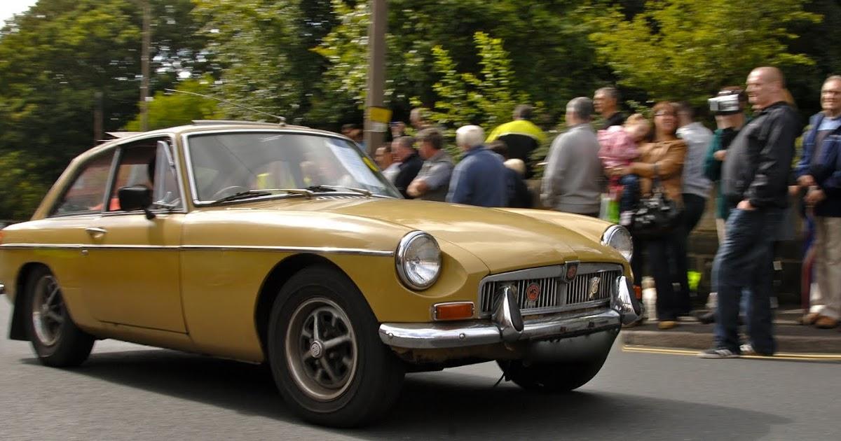 Classic Car Information My Ormskirk Motorfest Lap