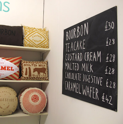 Nikki McWilliams at the Ideal Home show at Christmas