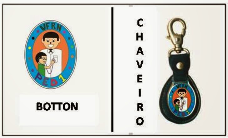 BOTTON E CHAVEIRO OFICIAL