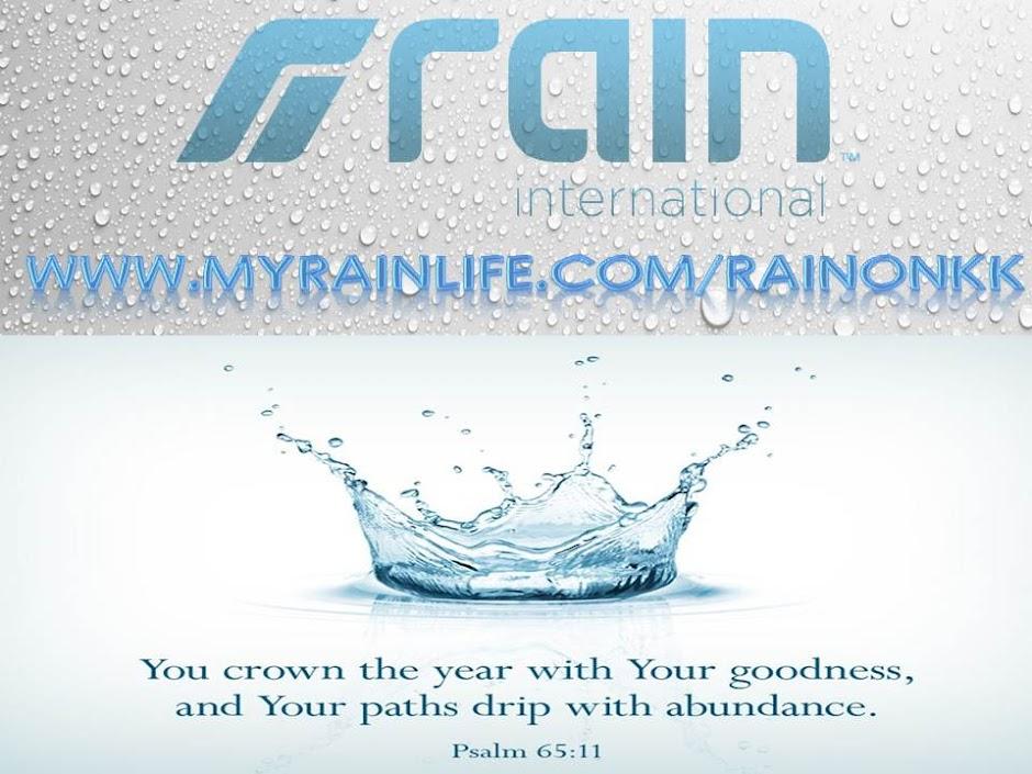 (天雨国际公司) RAIN SOUL(元气) -PURE WELLNESS