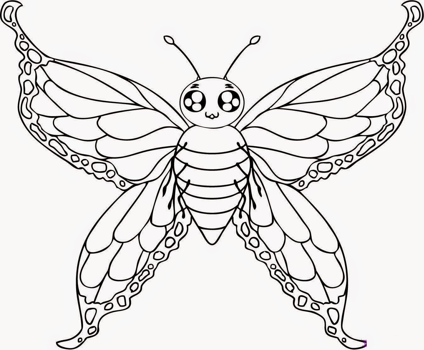 beautiful butterfly coloring pages beautiful butterfly coloring pages