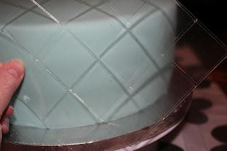 Hvordan pynte kake med fondant