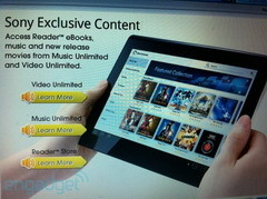 S1 to be called Sony Tablet S