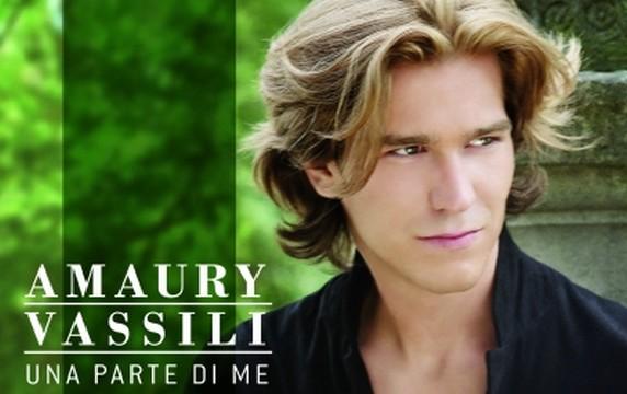 Armaury Vassili, Una Parte Di Me, Pochette de l'album,