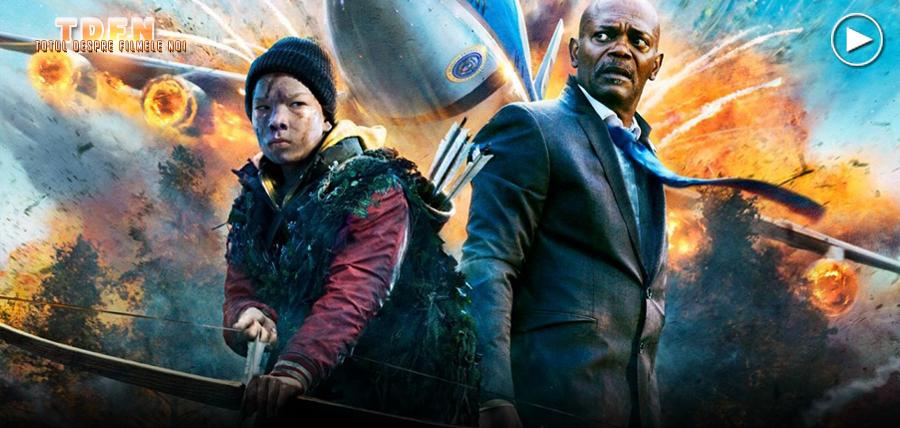 Soarta preşedintelui american se află în mâinile unui băiat de 13 ani în primul trailer pentru filmul de acţiune Big Game