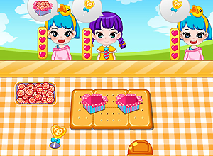 Candy Shop Maker