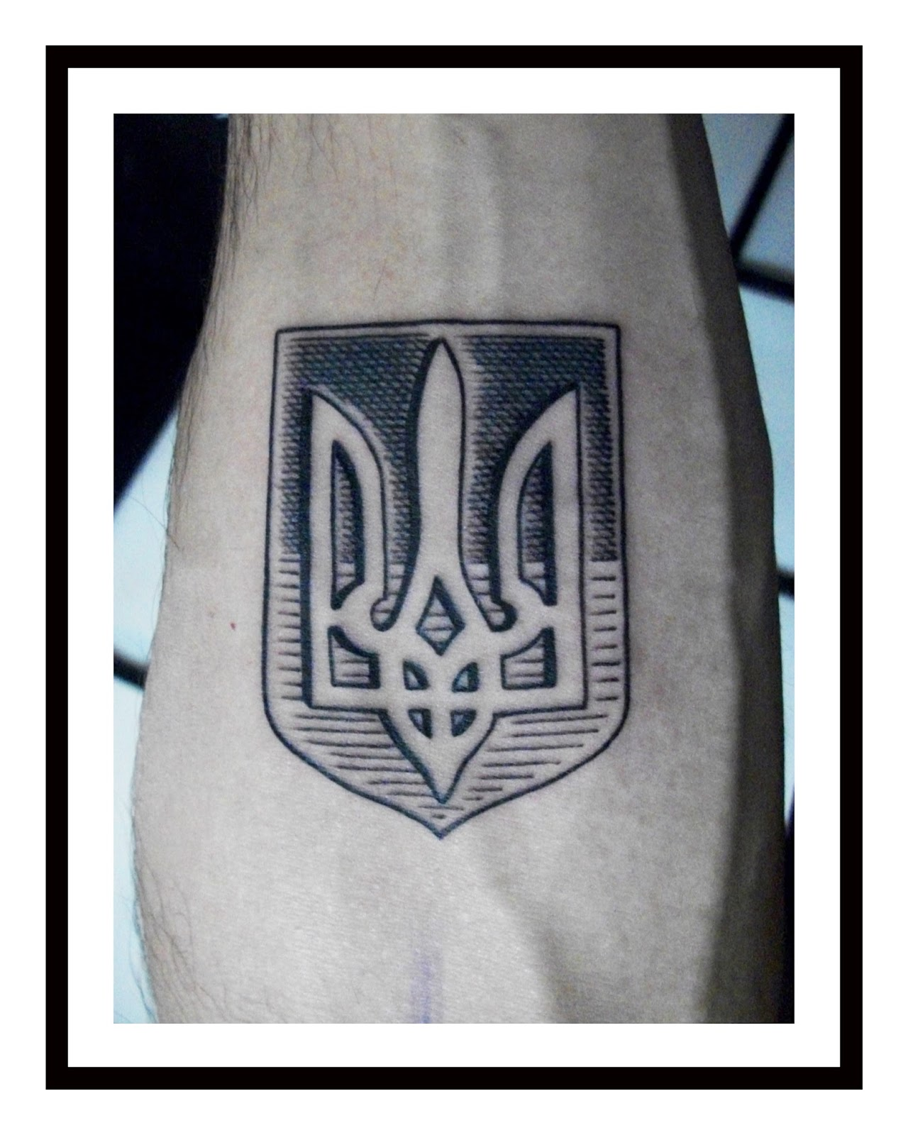 UKRAINE-SYMBOL-TATTOO