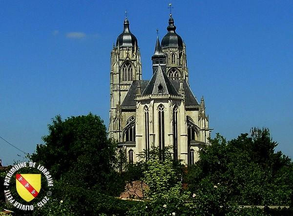 Patrimoine de lorraine saint nicolas de port 54 basilique saint nicolas ext rieur 1 - Clinique veterinaire saint nicolas de port ...