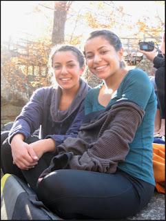 Maha and Nadine Karaze