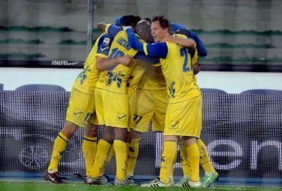 Chievo Cagliari 2-0 highlights
