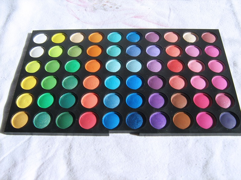 180 Eyeshadow Palette Ebay Review