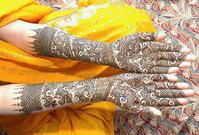 Bridal Mehndi Designs For Hands Dailymotion : Earn with mehndi designs : mehandi 3 june 2014