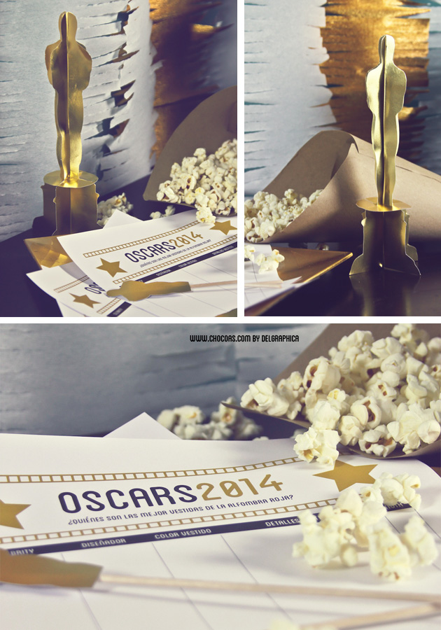 imprimible oscars