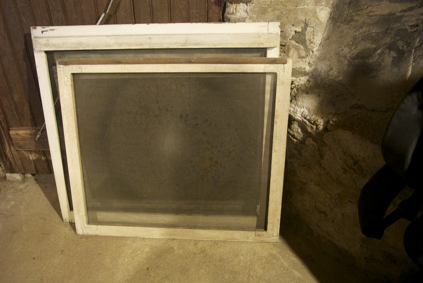 Life at pugsley how to make wood window screens other