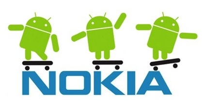 NOKIA CON ANDROID