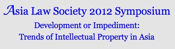 Asia Law Society 2012 Symposium