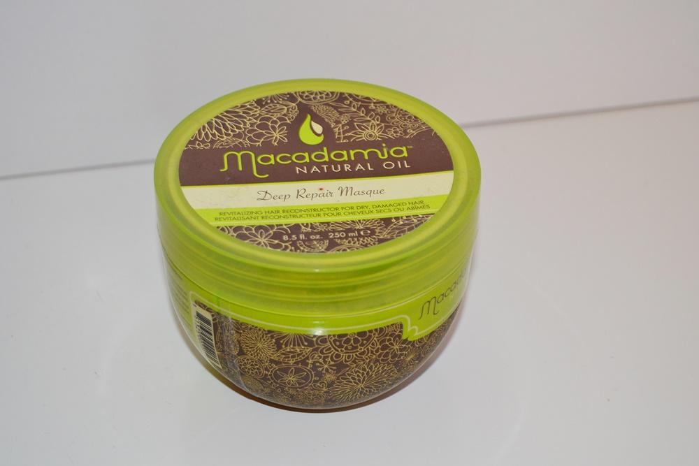Macadamia Oil Deep Repair Mask Review