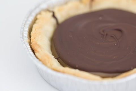 Chocolate-Caramel Tarts
