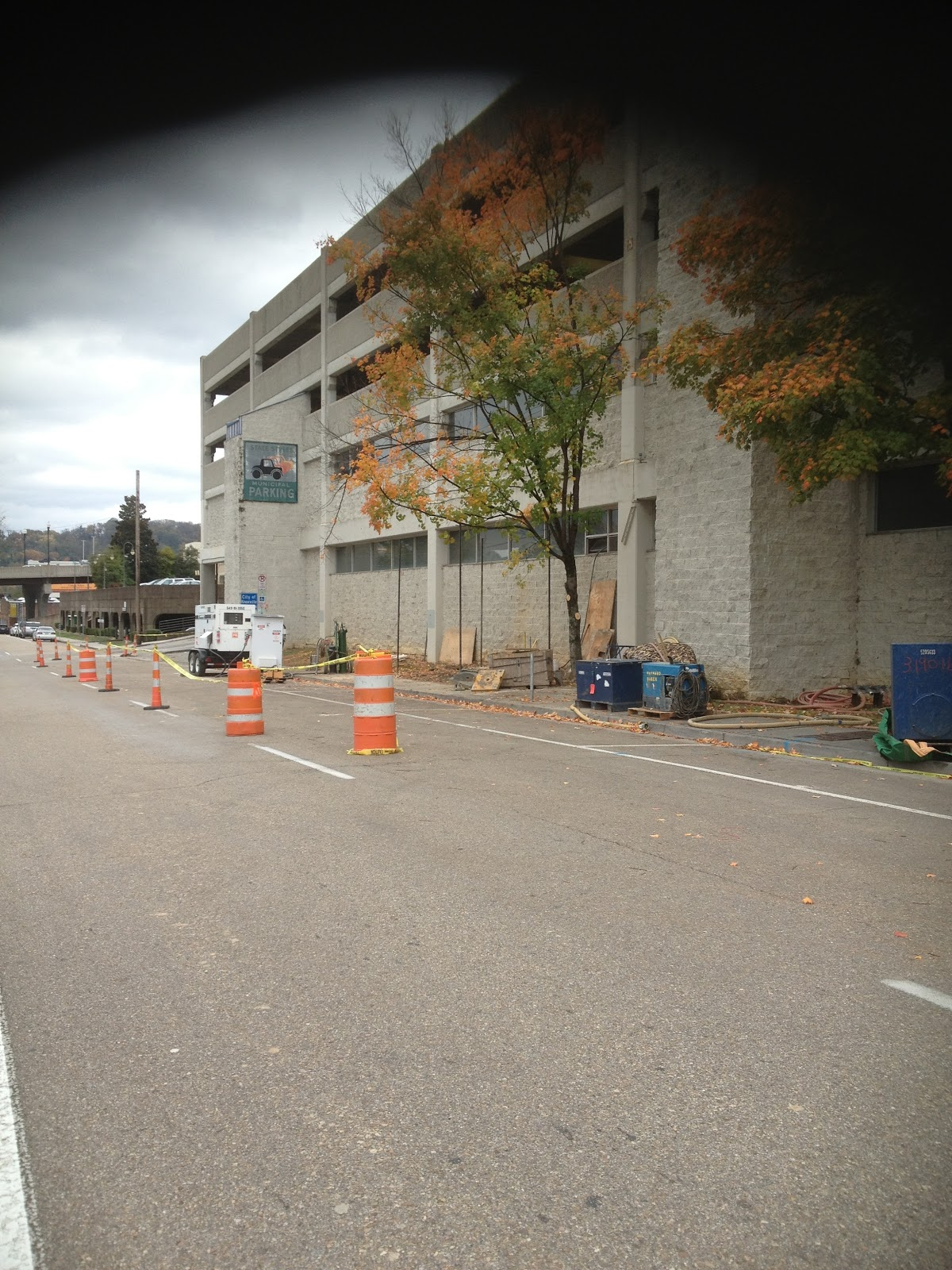 State Street Garage : State street garage update knox beat