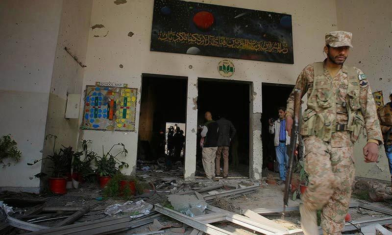 Mastermind of Umar Mansoor Peshawar school attack: TTP