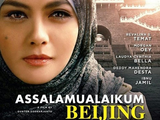 Assalamualaikum Beijing 2014 WebRip 720p Subtitle Indonesia Download Film nya