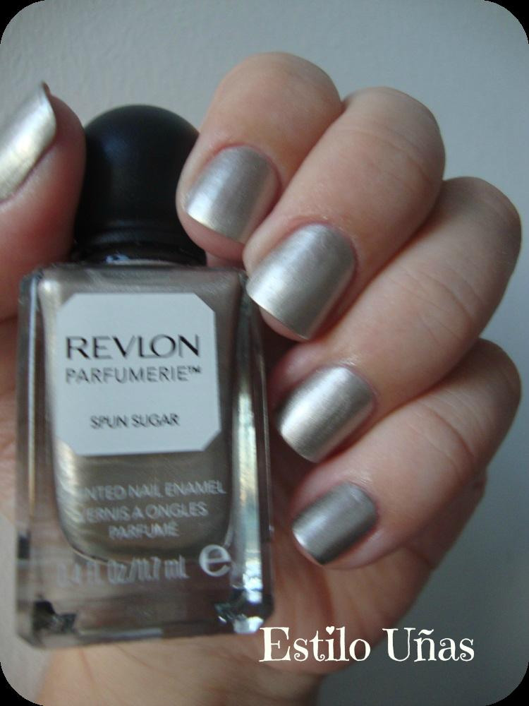 Estilo Uñas: Revlon - Spun Sugar
