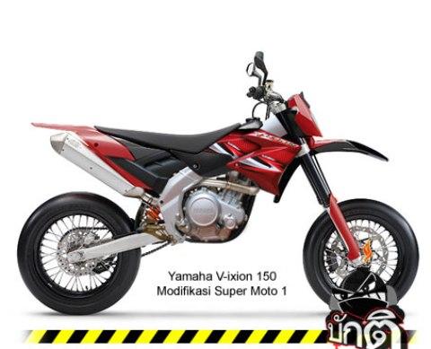 Foto Foto Modif Yamaha Vixion