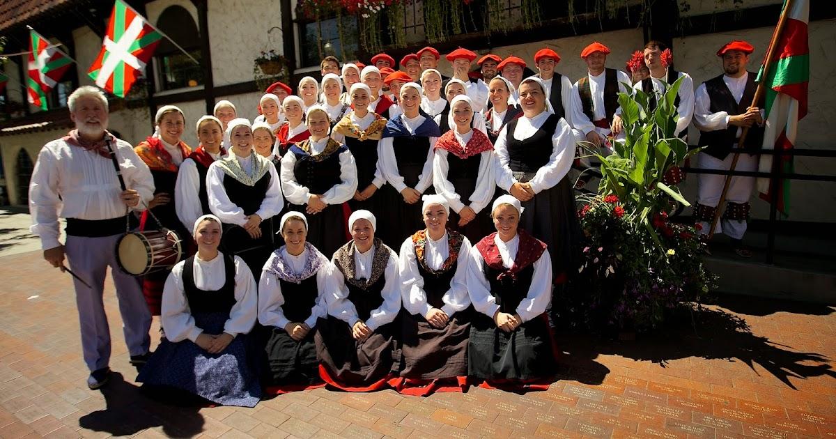 Oinkari Basque Dancers of Boise, Idaho About Oinkari