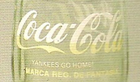 Cildo Meireles: Proyecto Coca-Cola
