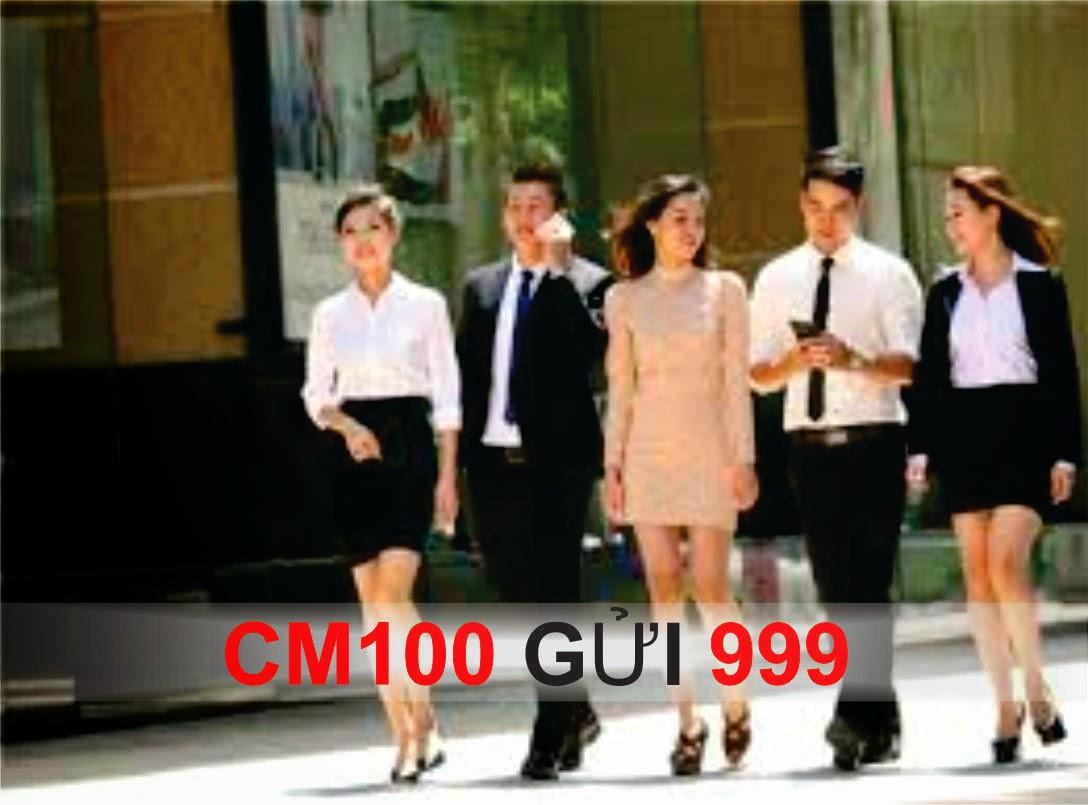 Khuyến mại gói CM100 của Mobifone