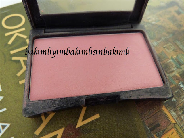 yces rocher pink blush swatch