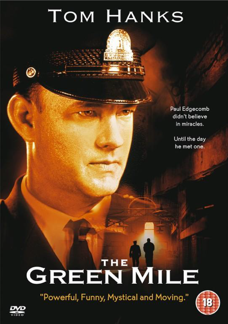 Movies, ΤΑΙΝΙΕΣ, Tom Hanks, Michael Clarke Duncan, David Morse, Crime, Drama, Fantasy, The Green Mile,