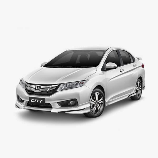 Body Kit Honda City Modulo 2014-2016