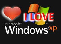 Cinta Windows XP