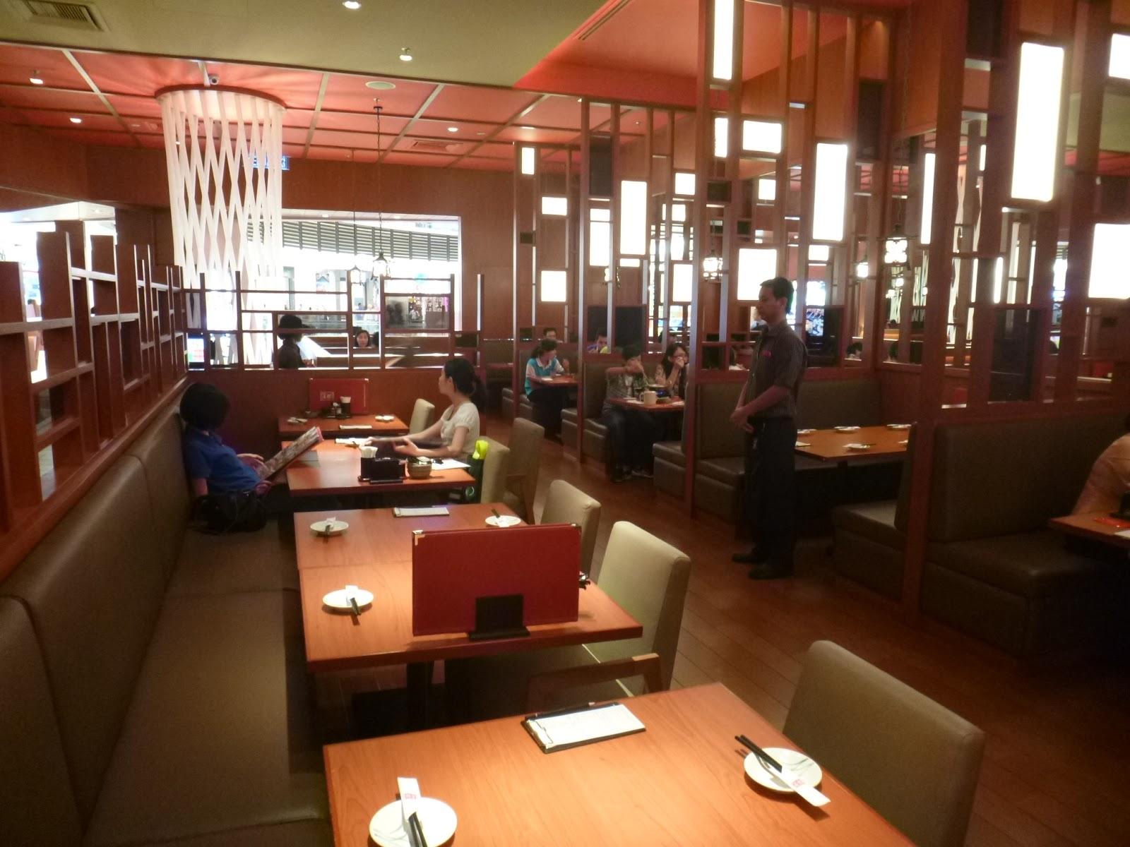 The Yum List Watami Casual Japanese Restaurant Paradigm