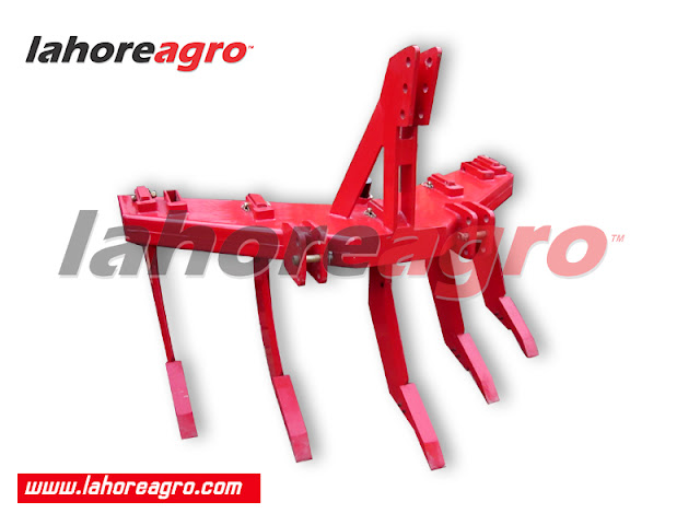 Chisel Plough, Farm Machinery, Implement